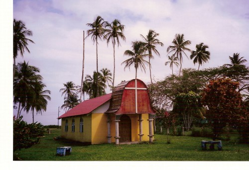 Tortuguero l'église.jpg